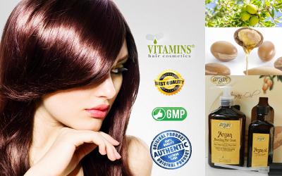 Vitamins Argan Nourishing Cream Product Description