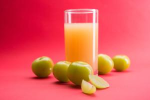 Amla or Indian Gooseberry Juice
